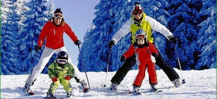 купить лыжи - прокат