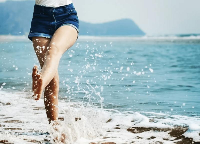 Как восстановить красоту после отпуска?