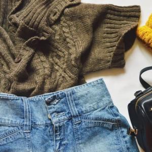 с чем носить мом-джинсы