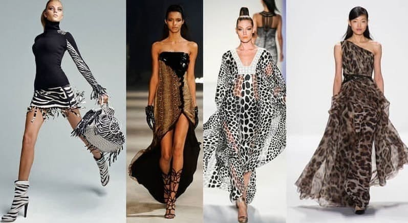 современный стиль одежды