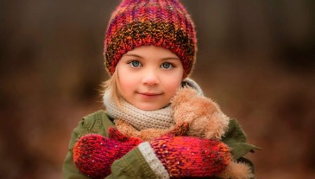 шапки для детей