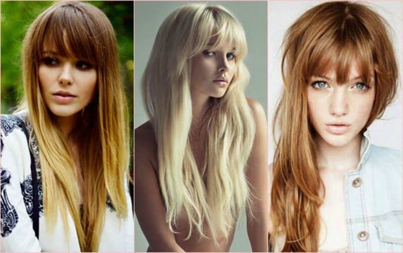 Стильные стрижки для длинных волос