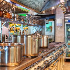 плиты для ресторанов