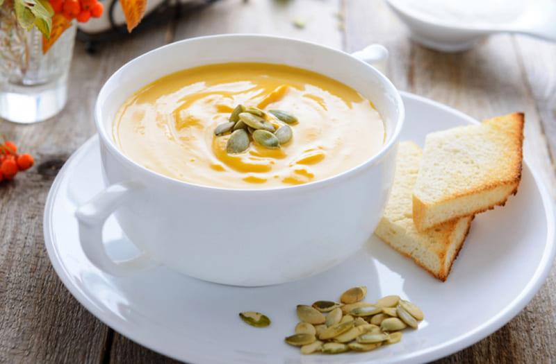 как приготовить крем суп