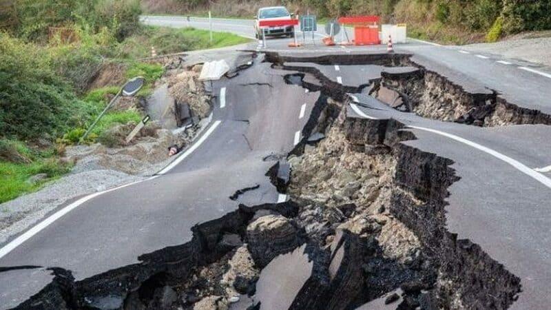 землятрясения