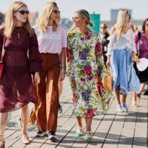 модные женские платья 2020