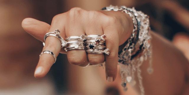 ювелирные украшения для мужчин и женщин