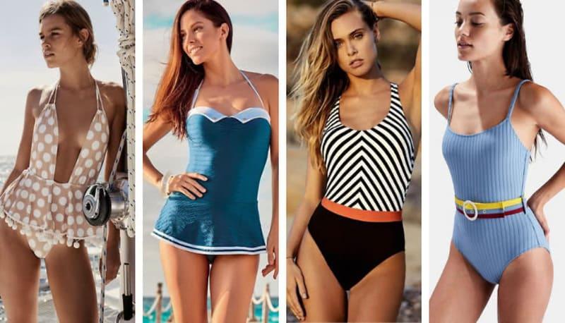 женские купальники - женский журнал